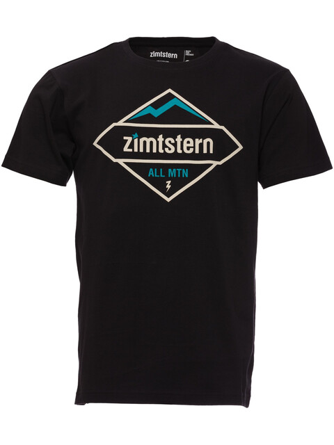 Zimtstern TSM Moutz T-Shirt Men Black